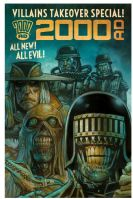 2000AD: Villains Takeover Special - One-Shot